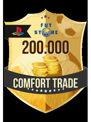200.000 FIFA 21 Coins PS4 - (VEILIG - ACCOUNT BIJVULLEN, COMFORT TRADE)