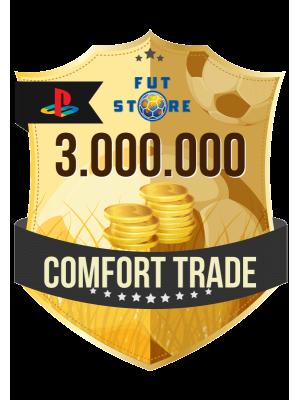 3.000.000 FIFA 21 Coins PS4 - (VEILIG - ACCOUNT BIJVULLEN, COMFORT TRADE)