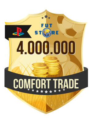 4.000.000 FIFA 21 Coins PS4 - (VEILIG - ACCOUNT BIJVULLEN, COMFORT TRADE)