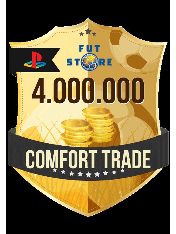 4.000.000 FIFA 21 Coins PS5 - (VEILIG - ACCOUNT BIJVULLEN, COMFORT TRADE)