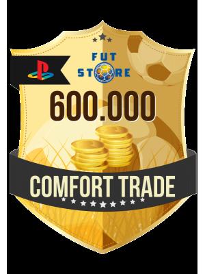 600.000 FIFA 20 Coins PS4 - (VEILIG - ACCOUNT BIJVULLEN, COMFORT TRADE)