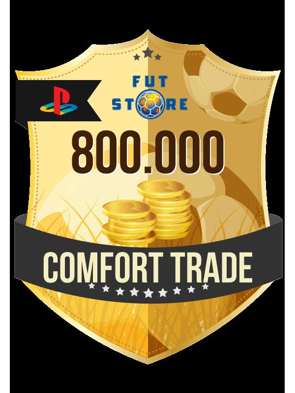 800.000 FIFA 21 Coins PS4 - (ACCOUNT BIJVULLEN, COMFORT TRADE)