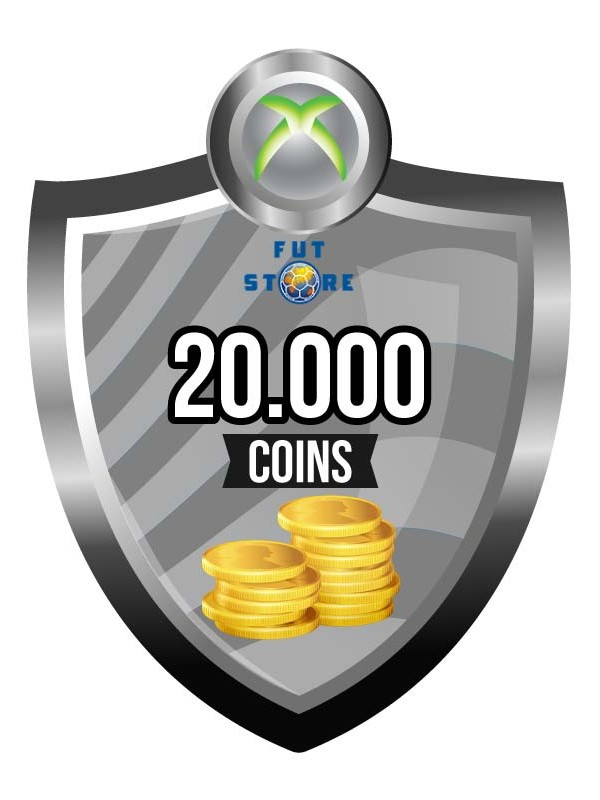 20.000 FIFA 19 Coins XBOX One