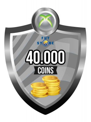 40.000 FIFA 17 Coins XBOX One