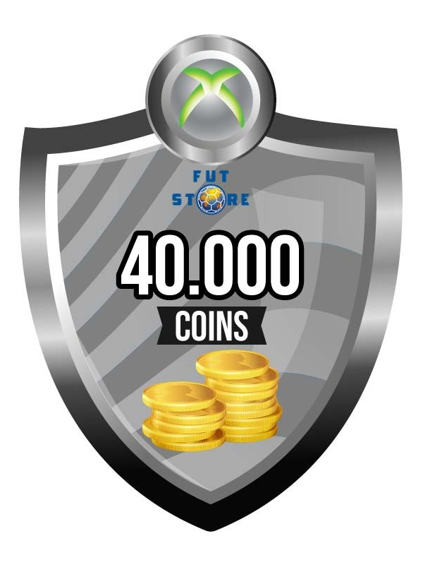 40.000 FIFA 18 Coins XBOX One