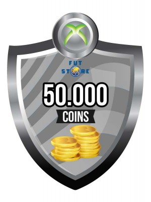 50.000 FUT Coins XBOX ONE - FIFA15 (10 spelers)