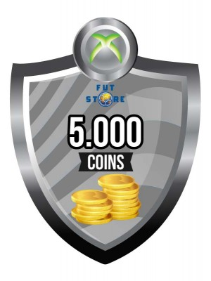 5.000 FIFA 17 Coins XBOX One