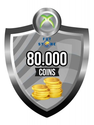 80.000 FIFA 17 Coins XBOX One