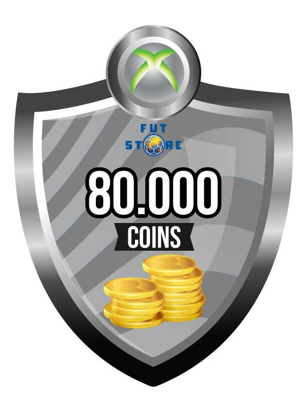 80.000 FIFA 19 Coins XBOX One
