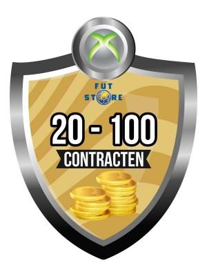 Contracten Verkopen Op XBOX One FIFA 16