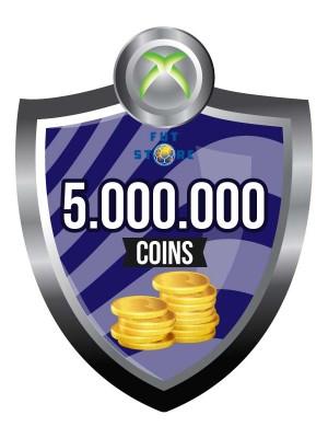 5.000.000 FIFA Coins XBOX ONE - FIFA14