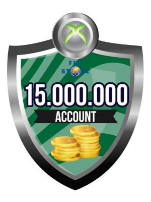 15.000.000 FIFA 15 Coins XBOX ONE (ACCOUNT)