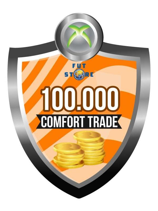 100.000 - 900K FIFA 19 Coins XBOX One (VEILIG - ACCOUNT BIJVULLEN, COMFORT TRADE)