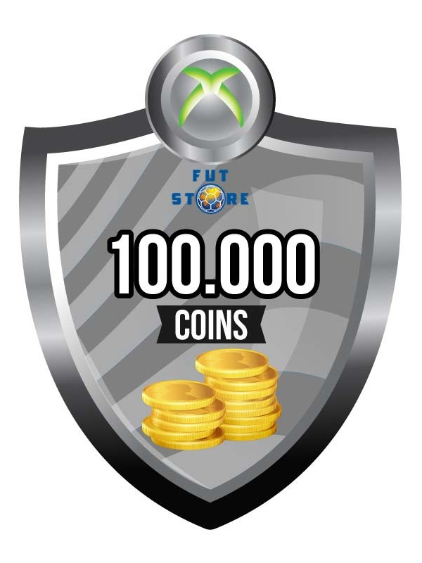 100.000 FIFA 18 Coins XBOX One