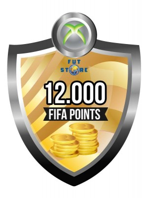12.000 FIFA Points - Punten XBOX One (Account)