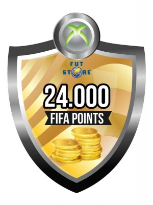 24.000 FIFA Points - Punten XBOX One (Account)