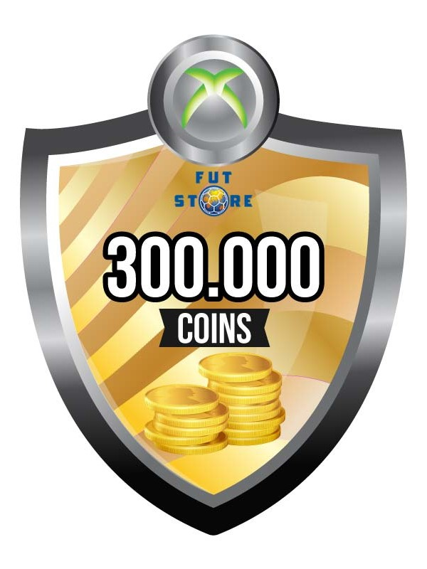 300.000 FIFA 17 Coins XBOX One
