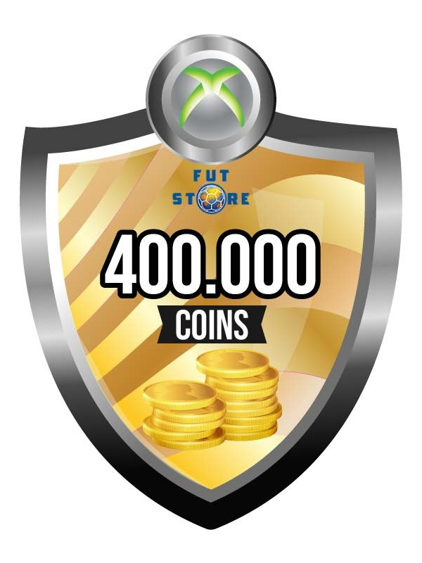 400.000 FIFA 18 Coins XBOX One