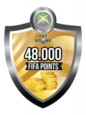 48.000 FIFA Points - Punten XBOX One (Account)