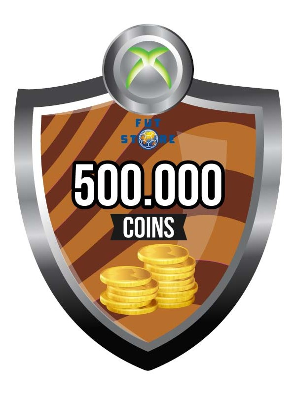 500.000 FIFA 19 Coins XBOX One