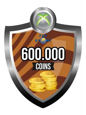 600.000 FIFA 17 Coins XBOX One
