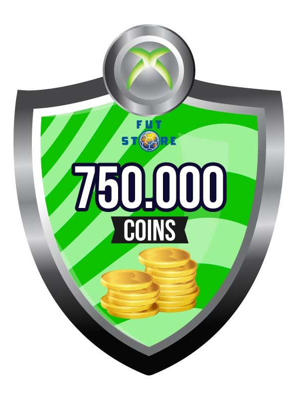 750.000 FIFA 18 Coins XBOX One