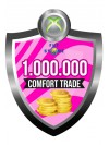 1.000.000 - 4M FUT 19 Coins XBOX One - FIFA19 (ACCOUNT BIJVULLEN, COMFORT TRADE)