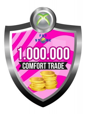 1.000.000 - 4M FUT 17 Coins XBOX One - FIFA17 (ACCOUNT BIJVULLEN)