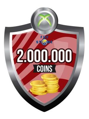 2.000.000 FIFA Coins XBOX ONE - FIFA14