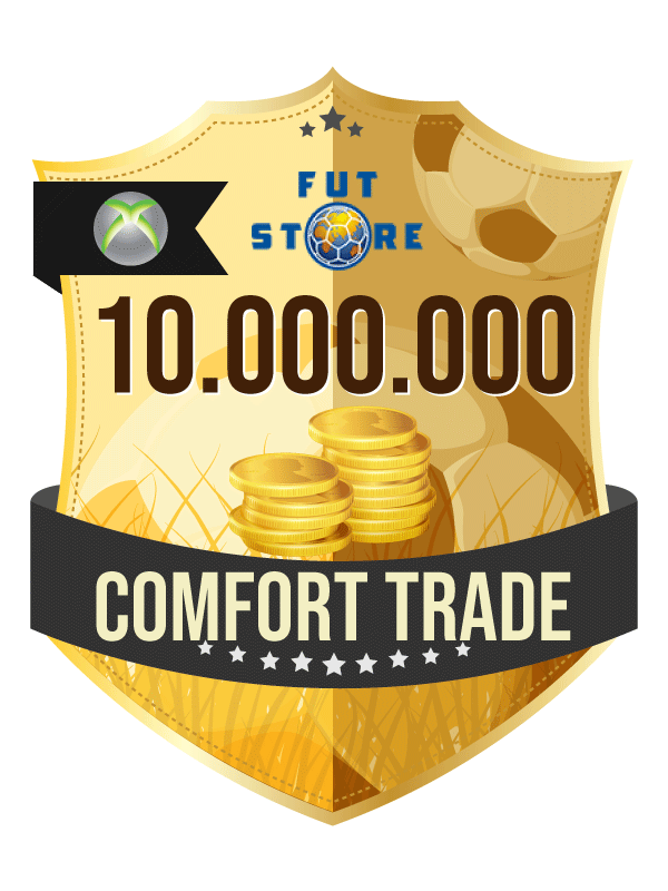 10.000.000 FIFA 21 Coins XBOX One - (ACCOUNT BIJVULLEN, COMFORT TRADE)
