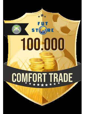 100.000 FIFA 21 Coins XBOX One - (VEILIG - ACCOUNT BIJVULLEN, COMFORT TRADE)
