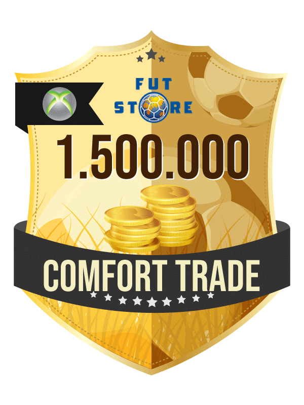 1.500.000 FIFA 21 Coins XBOX One - (ACCOUNT BIJVULLEN, COMFORT TRADE)