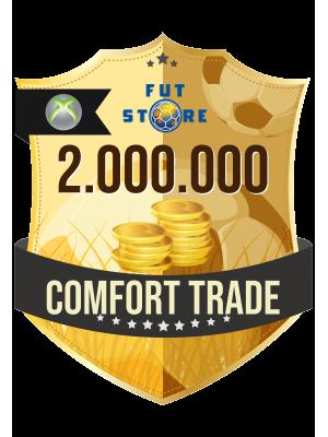 2.000.000 FIFA 21 Coins XBOX One - (VEILIG - ACCOUNT BIJVULLEN, COMFORT TRADE)
