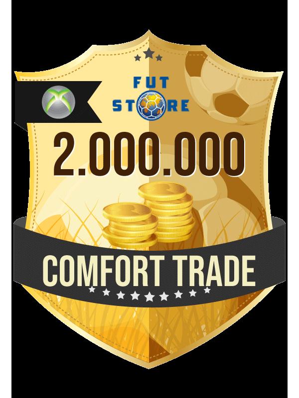 2.000.000 FIFA 21 Coins XBOX One - (ACCOUNT BIJVULLEN, COMFORT TRADE)