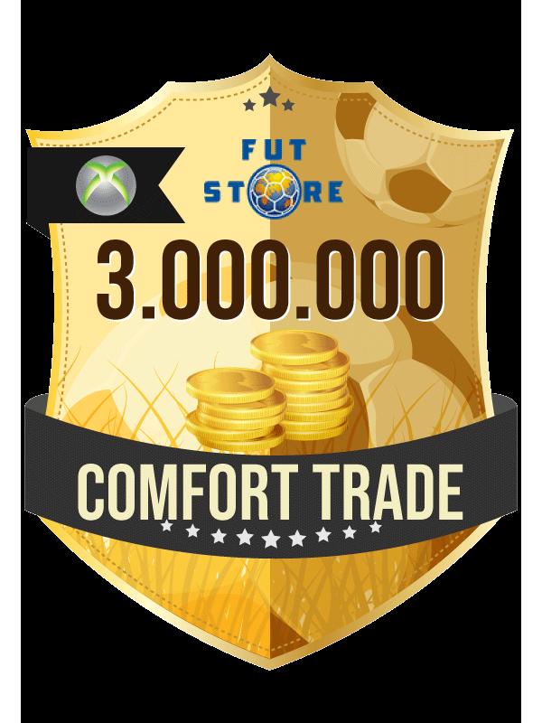 3.000.000 FIFA 21 Coins XBOX One - (VEILIG - ACCOUNT BIJVULLEN, COMFORT TRADE)