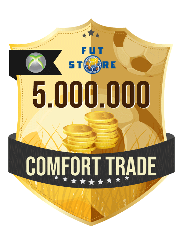5.000.000 FIFA 21 Coins XBOX One - (ACCOUNT BIJVULLEN, COMFORT TRADE)