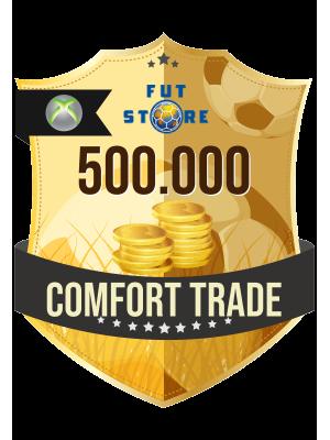 500.000 FIFA 21 Coins XBOX One - (VEILIG - ACCOUNT BIJVULLEN, COMFORT TRADE)