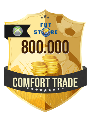 800.000 FIFA 21 Coins XBOX One - (VEILIG - ACCOUNT BIJVULLEN, COMFORT TRADE)