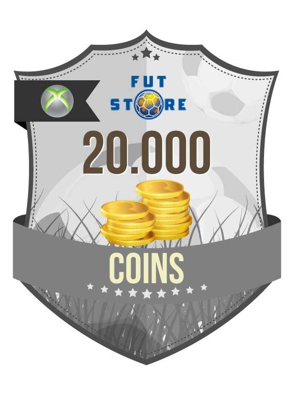 20.000 FIFA 19 Coins XBOX 360