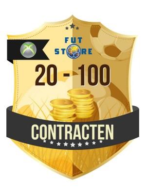 Contracten Verkopen Op XBOX 360 FIFA 17