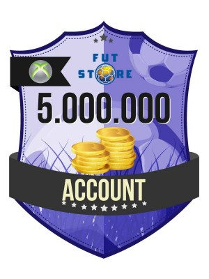 5.000.000 FUT 15 Coins XBOX 360 (ACCOUNT)