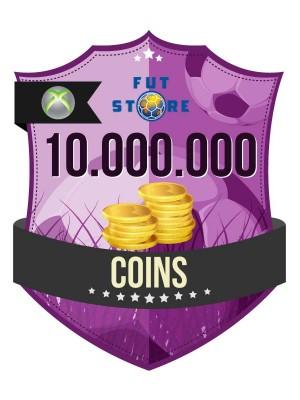 10.000.000 FUT 15 Coins XBOX 360 - FIFA15 (ACCOUNT)
