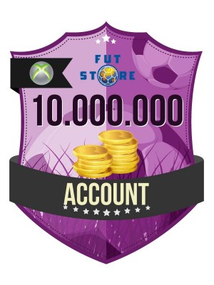 10.000.000 FUT 15 Coins XBOX 360 - FIFA15 (ACCOUNT)