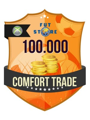 100.000 - 900K FIFA 17 Coins XBOX 360 (ACCOUNT BIJVULLEN)