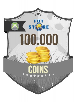 100.000 FUT 16 Coins XBOX 360 - FIFA 16 Coins (10 spelers)