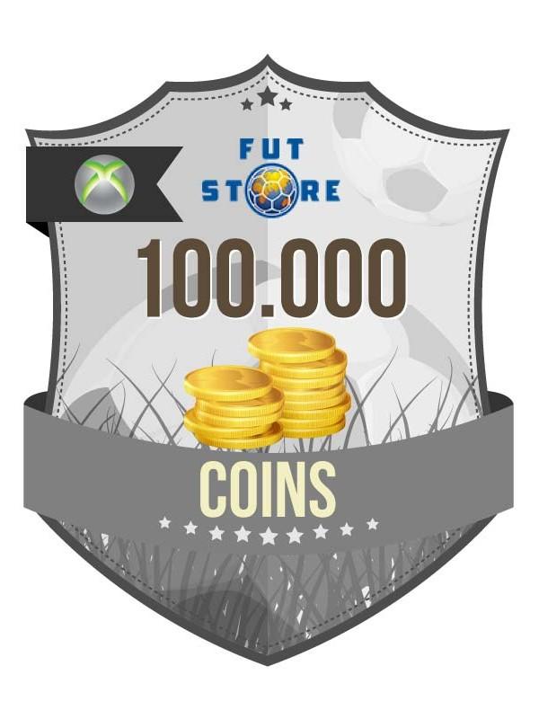 100.000 FIFA 19 Coins XBOX 360