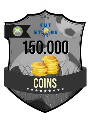 150.000 FUT 16 Coins XBOX 360 - FIFA 16 Coins (15 spelers)