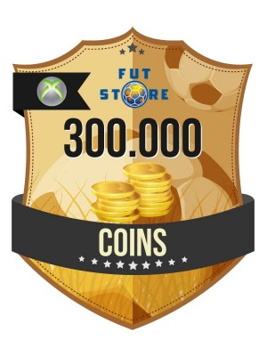 300.000 FUT 16 Coins XBOX 360 - FIFA 16 Coins (30 spelers)