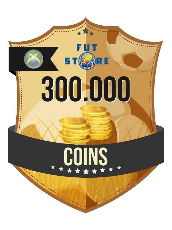 300.000 FIFA 19 Coins XBOX 360