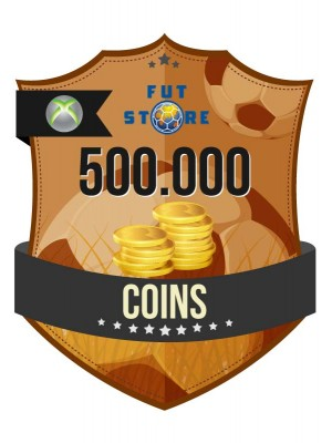 500.000 FUT 16 Coins XBOX 360 - FIFA 16 Coins (50 spelers)